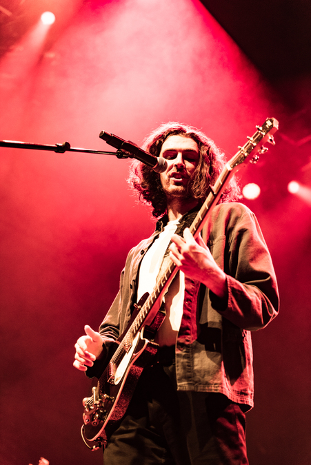 Hozier live at The O2 Academy, Glasgow
