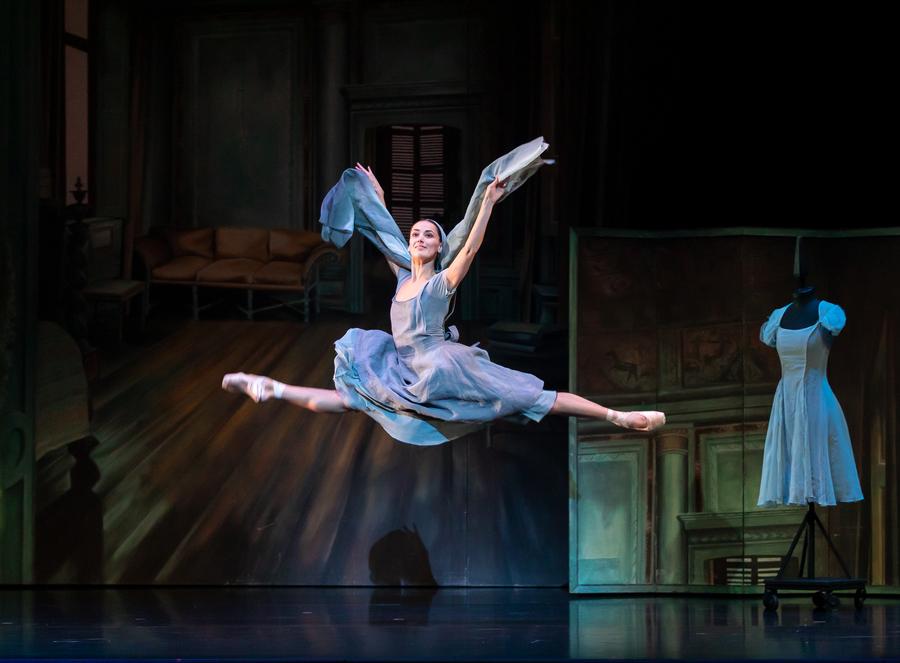 Scottish Ballet Cinderella 2