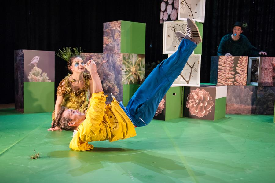 Poggle @ Festival Theatre, Edinburgh 2