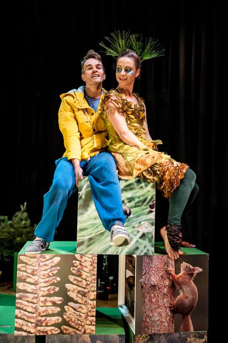 Poggle @ Festival Theatre, Edinburgh 3