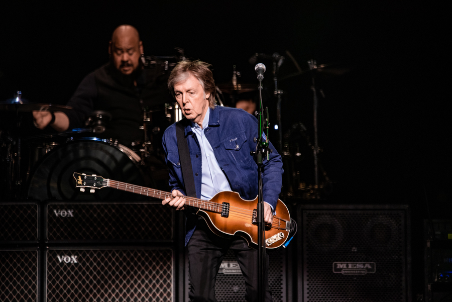 Paul McCartney live at SSE Hydro, Glasgow, 14 Dec