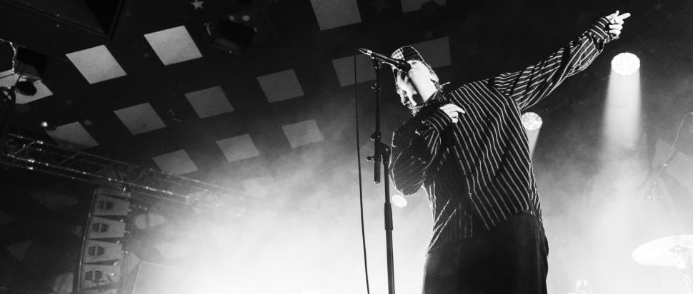 DMAs live at Barrowlands, Glasgow, 9 Dec