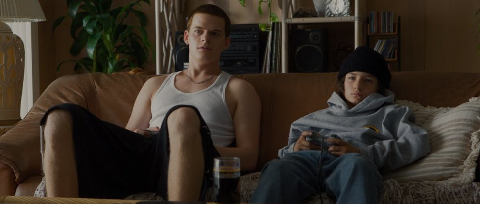 Lucas Hedges and Sunny Suljic in Jonah Hill's Mid90s