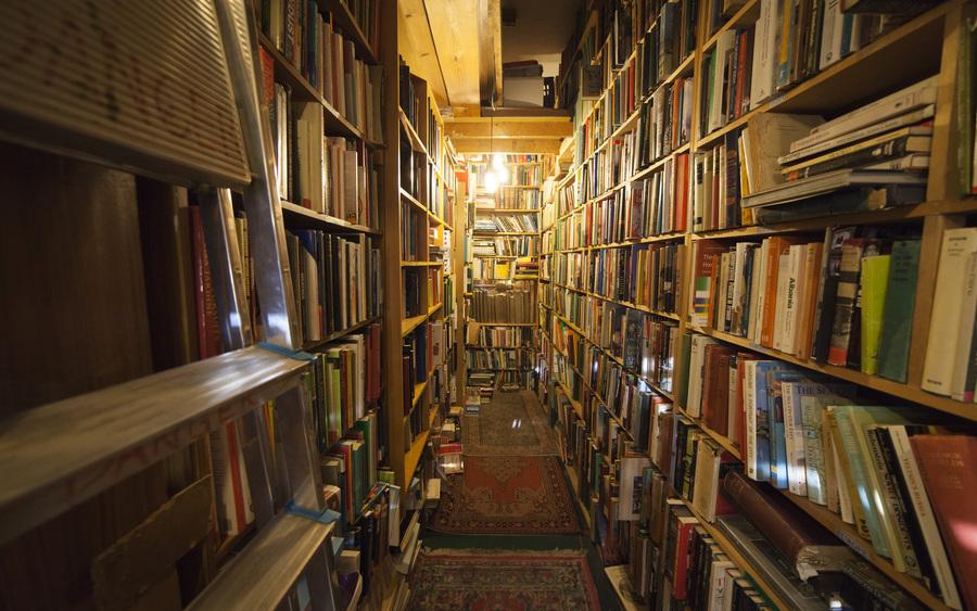 Armchair Books, Edinburgh