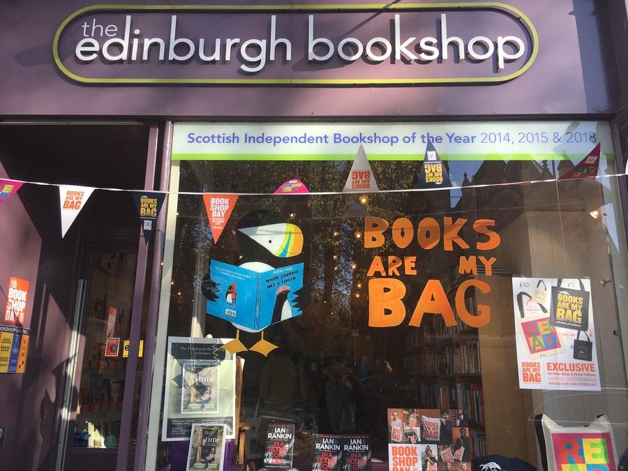 The Edinburgh Bookshop, Edinburgh