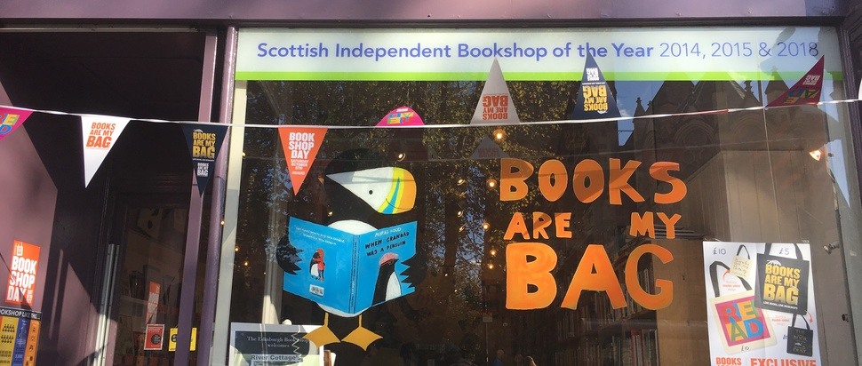11 of Scotland's Best Independent Bookshops - The Skinny