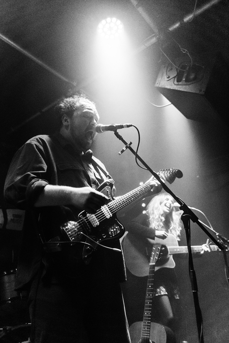 Mt Doubt live at Sneaky Pete's, Edinburgh, 30 Jan