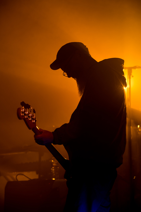 Steve Mason live at SWG3, Glasgow, 31 Jan