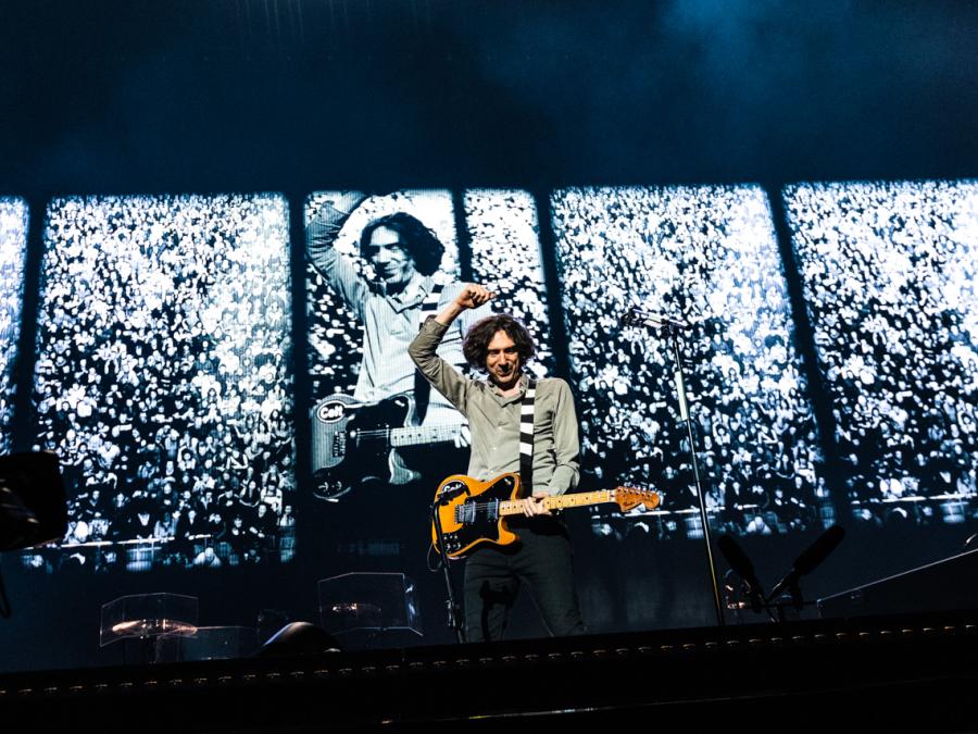 Snow Patrol live at SSE Hydro, Glasgow, 31 Jan