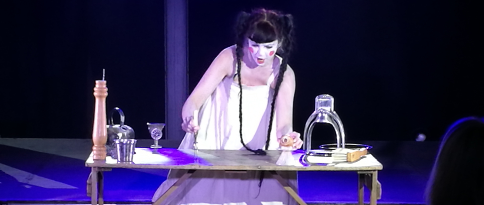 Salt @ Traverse Theatre, Edinburgh 2