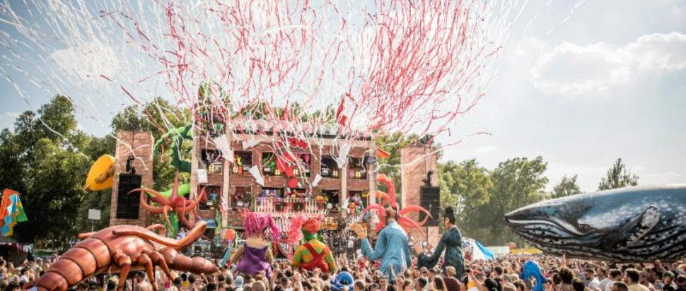 elrow Town Festival
