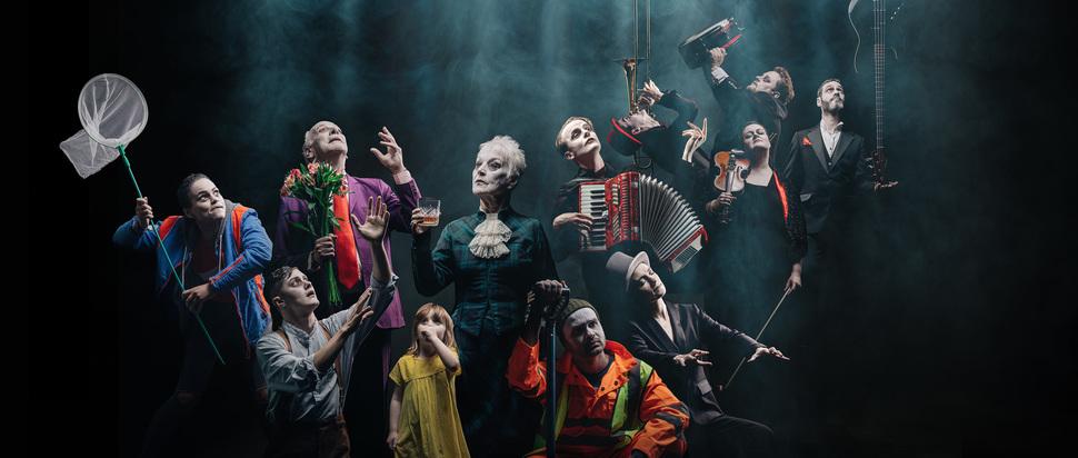 The Dark Carnival 3