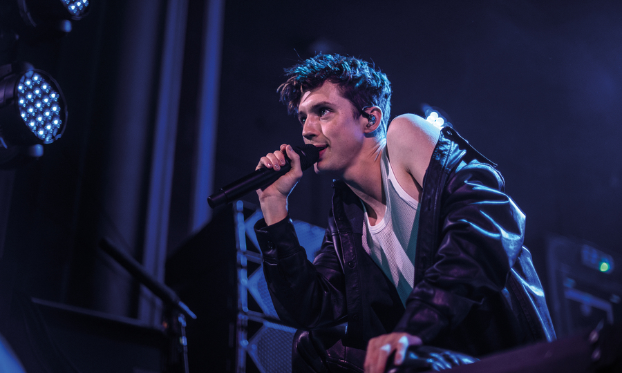 Troye Sivan live at O2 Academy, Glasgow, 23 Feb