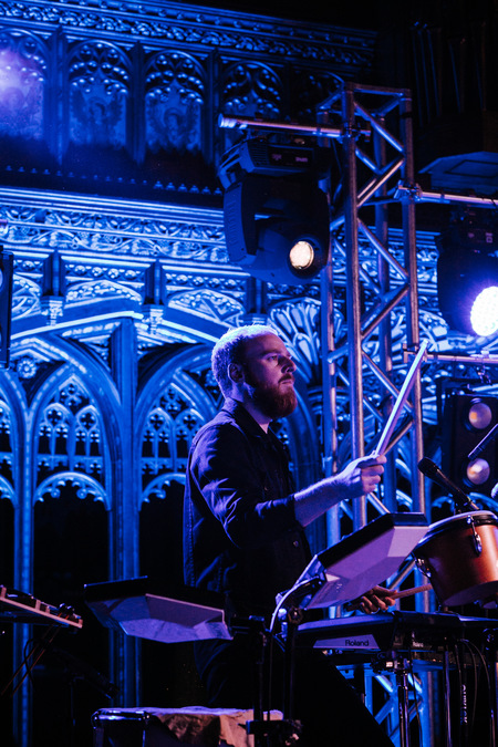 The Villagers live at Manchester Cathedral, 1 Mar