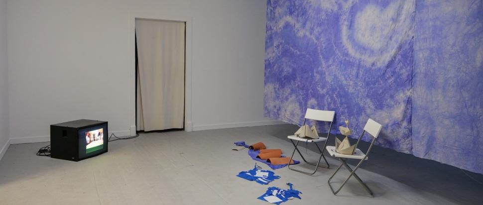 Making Ground @ Embassy Gallery, Edinburgh