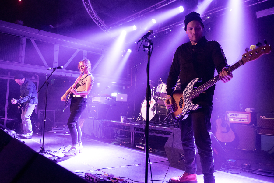 Sleeper live at The Garage, Glasgow, 21 March