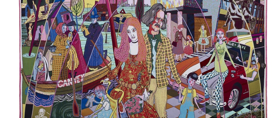 A Perfect Match - Grayson Perry