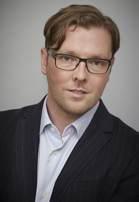 Damian Barr by Jonathan Ring