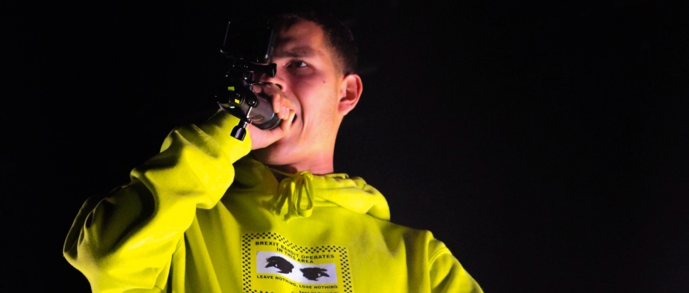 Slowthai live at O2 Ritz, Manchester, 28 Mar