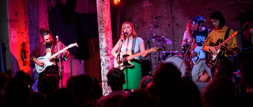 Julia Jacklin live at Stereo, Glasgow, 2 Apr