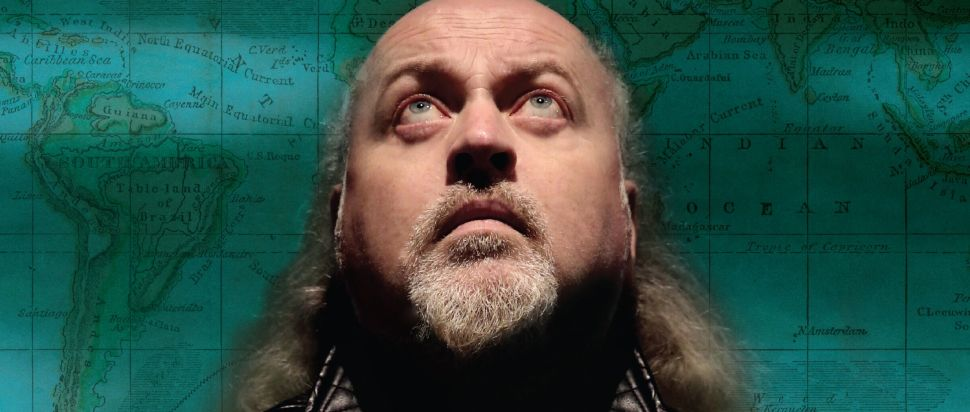Bill Bailey Larks in Transit
