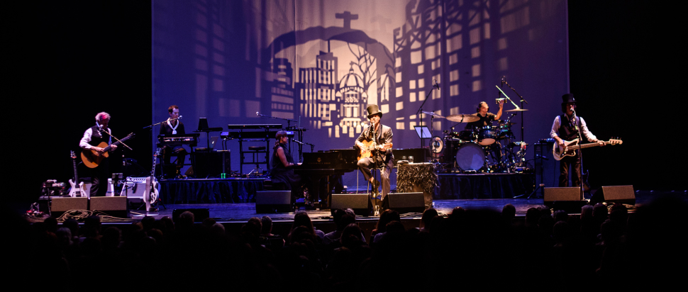 Rufus Wainwright live at Glasgow Royal Concert Hall, 25 Apr