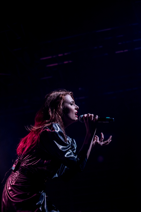 Nouvelle Vague live at The Liquid Room, Edinburgh, 26 Apr