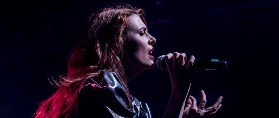 Nouvelle Vague live at The Liquid Room, Edinburgh, 26 Apr
