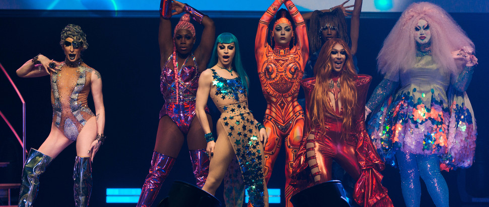 RuPaul's Drag Race – Werq the World Tour