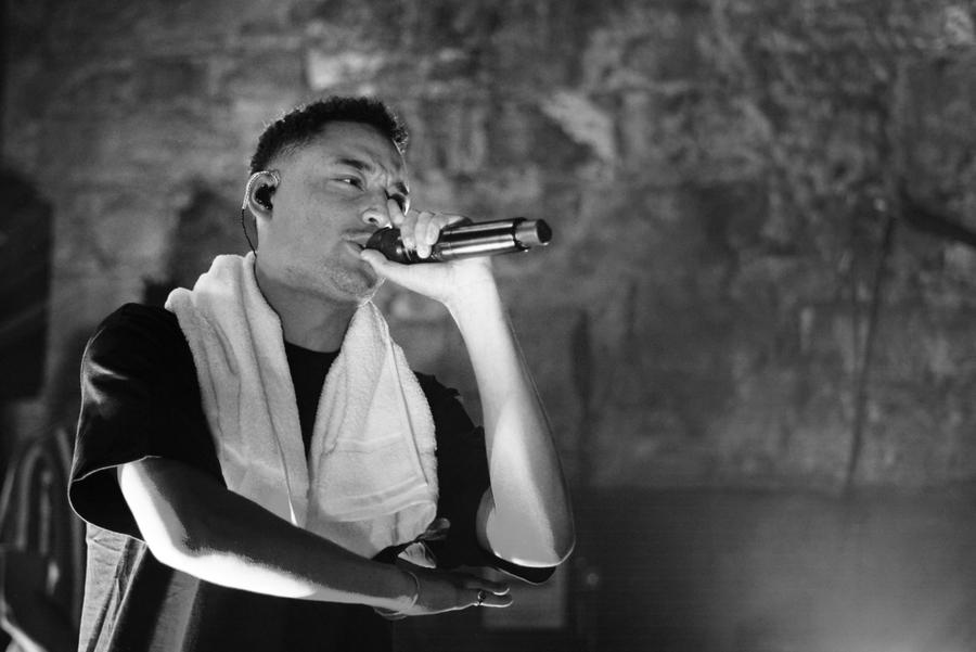 Loyle Carner live at The Caves, Edinburgh, 28 Apr
