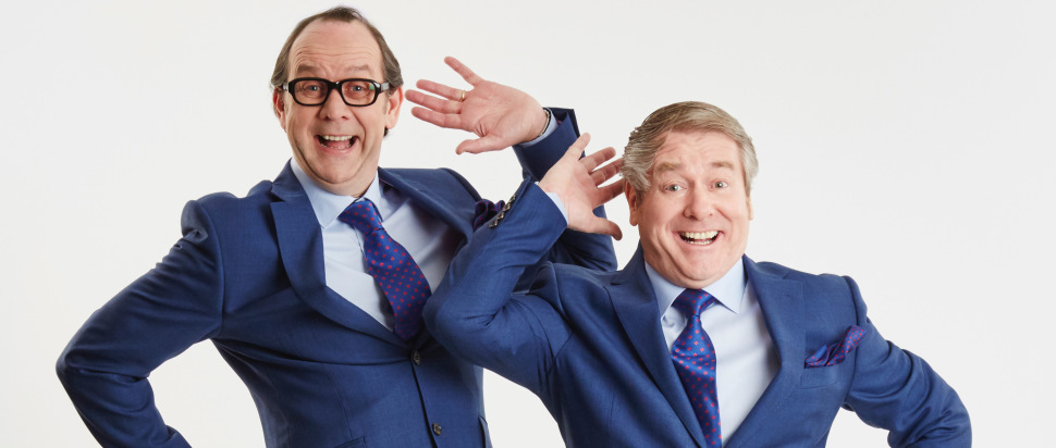 An Evening of Eric and Ern @ The King's Theatre, Edinburgh
