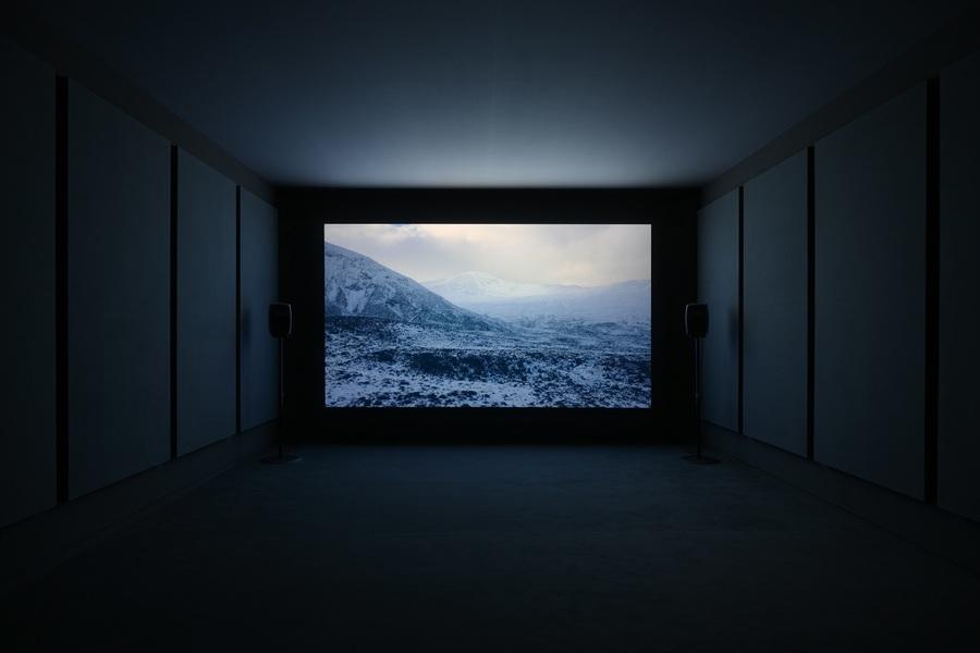 SaF05 in situ at the Venice Biennale