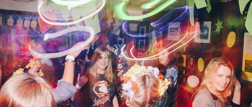 LeithLate Club Night