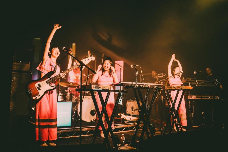 CHAI live at The Great Escape, Brighton, 9-11 May