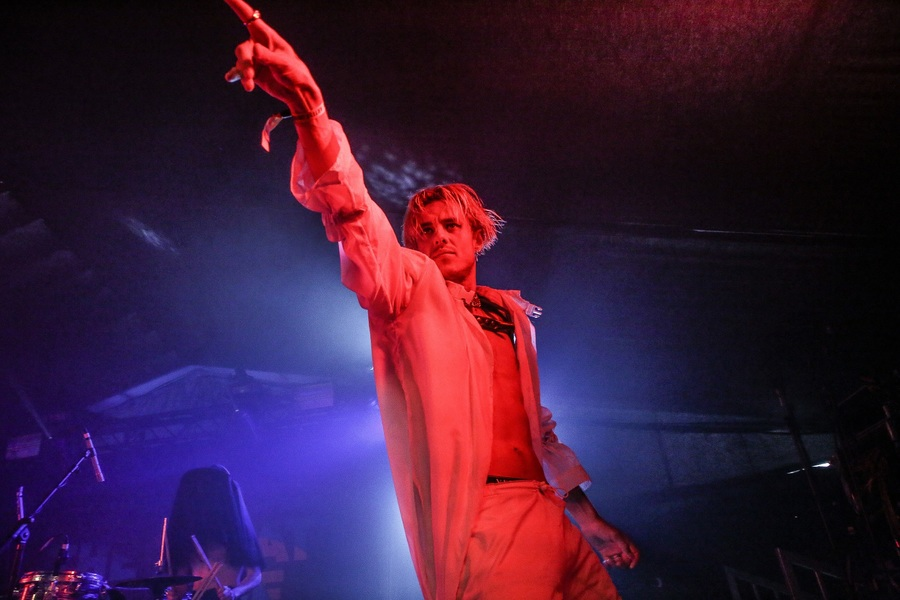 Confidence Man live at The Great Escape, Brighton, 9-11 May