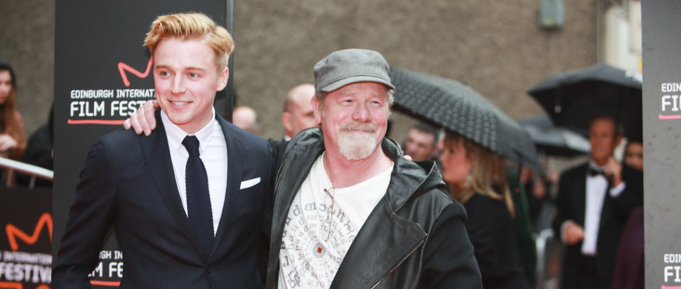 Jack Lowden and Peter Mullan – EIFF 2016