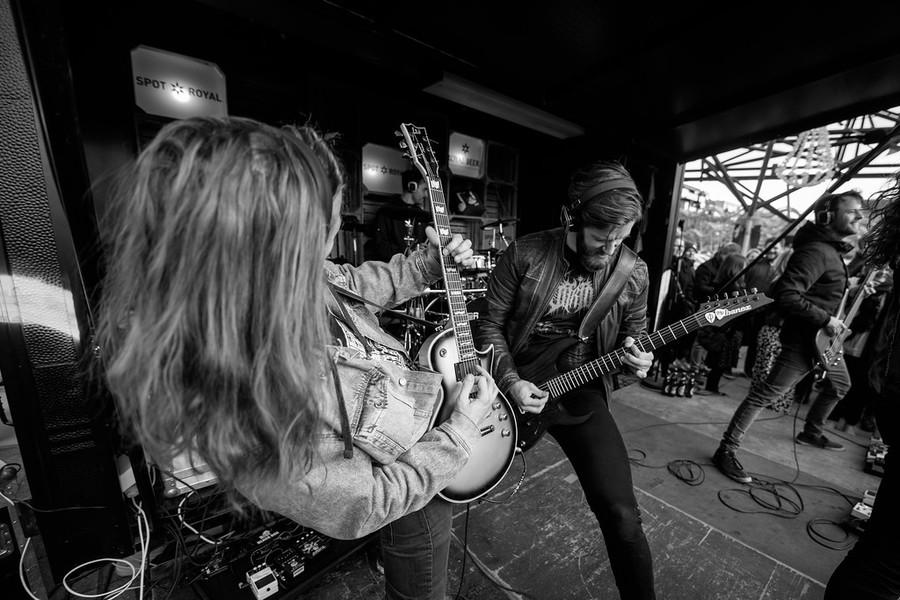 Metal Silent Disco live at SPOT Festival, Aarhus, Denmark