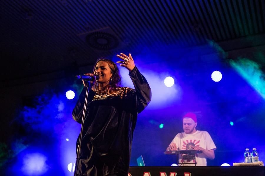 Ravi Kuma live at SPOT Festival, Aarhus, Denmark