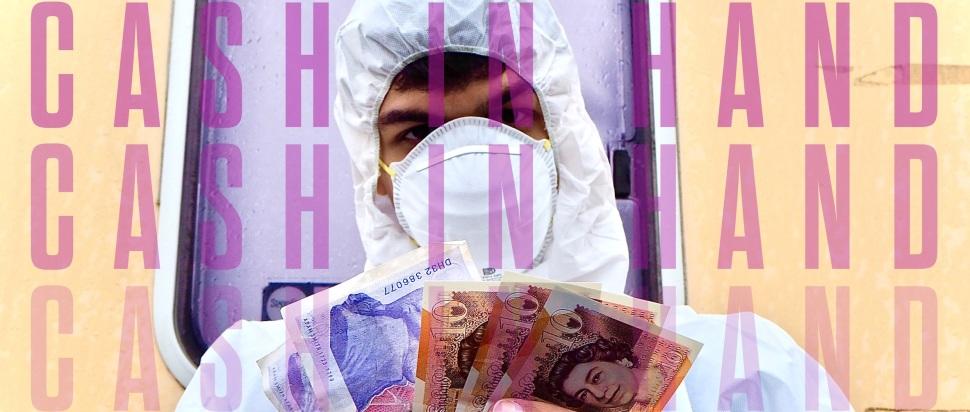 Heavy Rapids – Cash In Hand EP