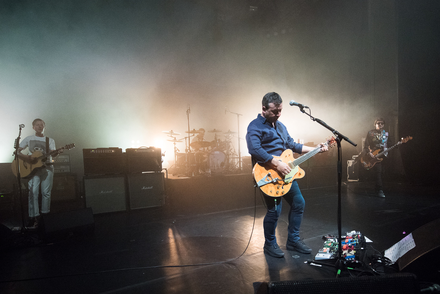 Manic Street Preachers live at Usher Hall (Ed), 26 May