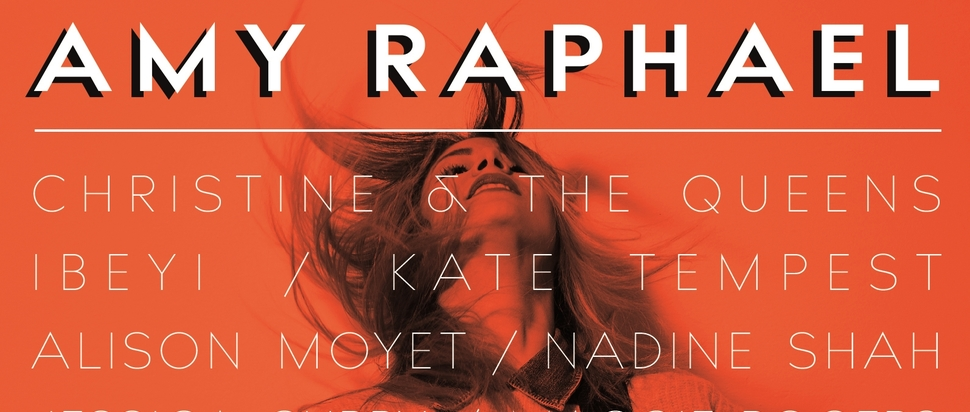 A Seat at the Table: Interviews with Woman on the Frontline of Music by Amy Raphael