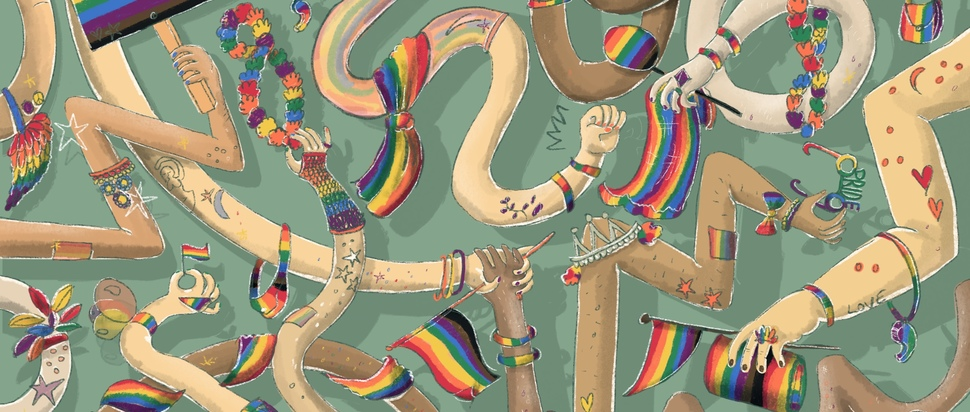 Pride by Ida Henrich