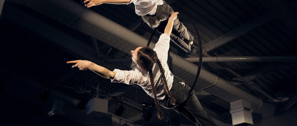Like Flying @ Craigmount High School, Edinburgh