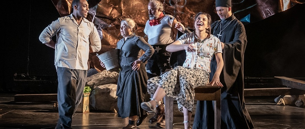 Captain Corelli's Mandolin @ King's Theatre, Edinburgh
