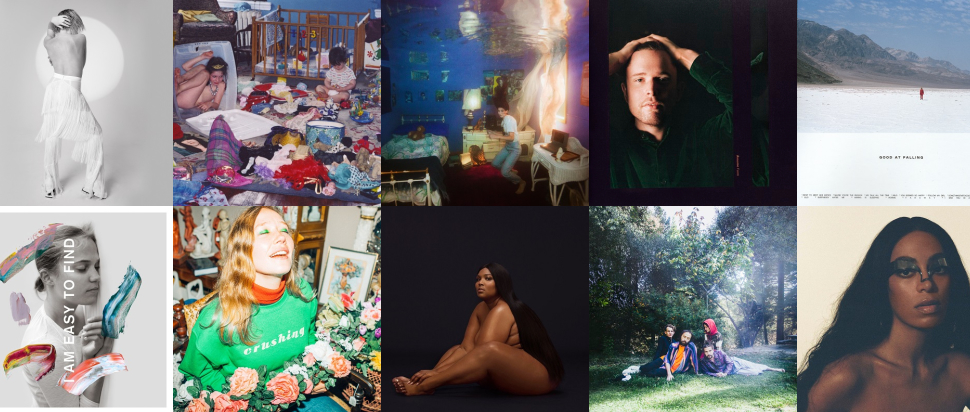 The Skinny's Albums of 2019 So Far