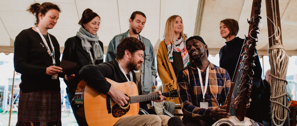 Spell Songs at Hay Festival 2019