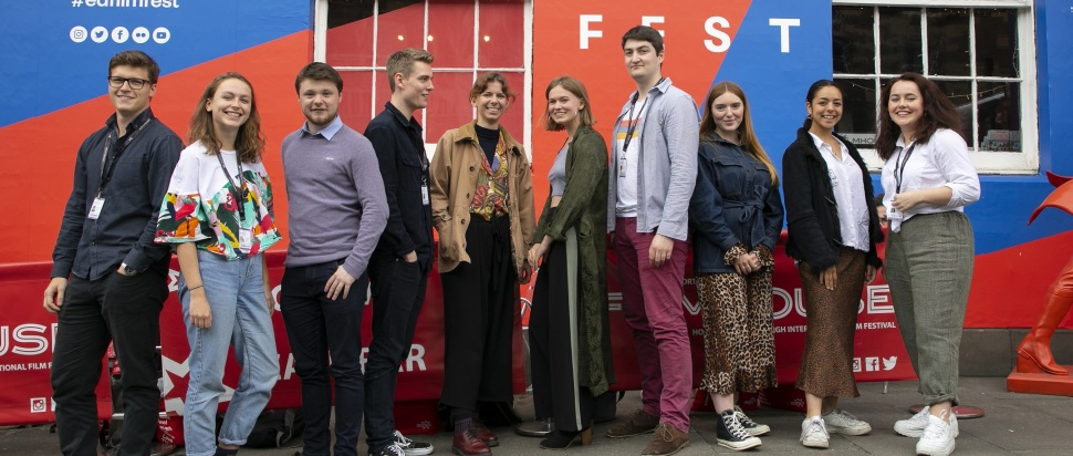 Edinburgh Film Festival Student Critics