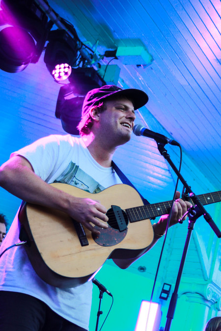 Mac DeMarco live at Kelvingrove Bandstand (Glw), 26 Jun