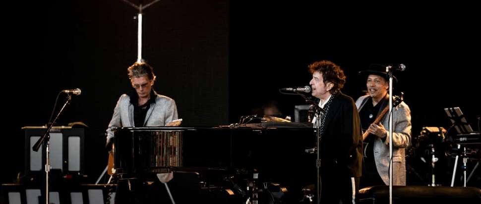 Bob Dylan @ Roskilde Festival, Denmark, 3 Jul