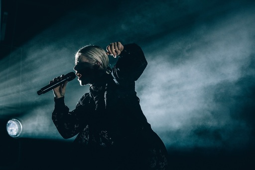 Robyn at NOS Alive, by Hugo Macedo